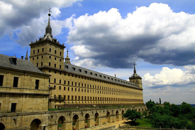 Royal Monastery Of El Escorial & The Valley Of The Fallen