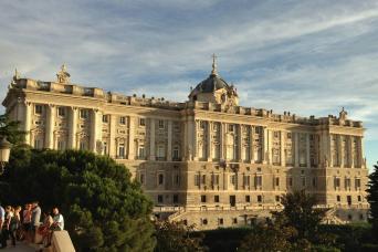 Gray Line Madrid Highlights & Toledo Combo From Madrid