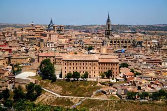 Gray Line Toledo Full-Day Tour From Madrid