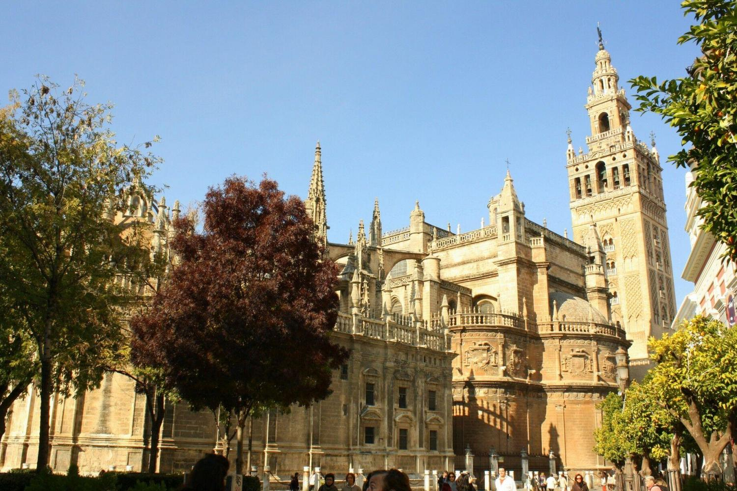 Seville Full-Day Tour From Malaga