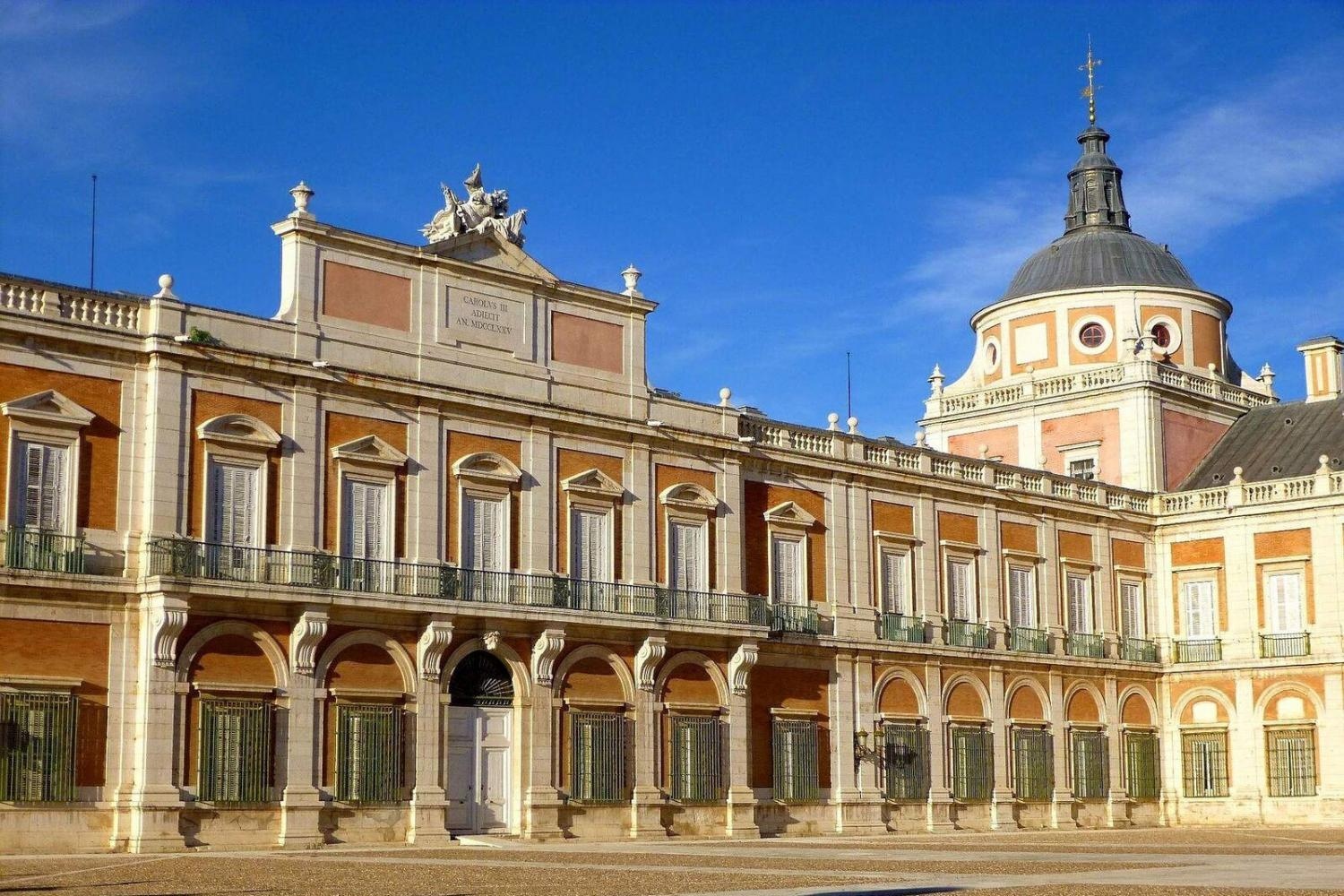 Royal Site Of Aranjuez Half-Day Tour From Madrid