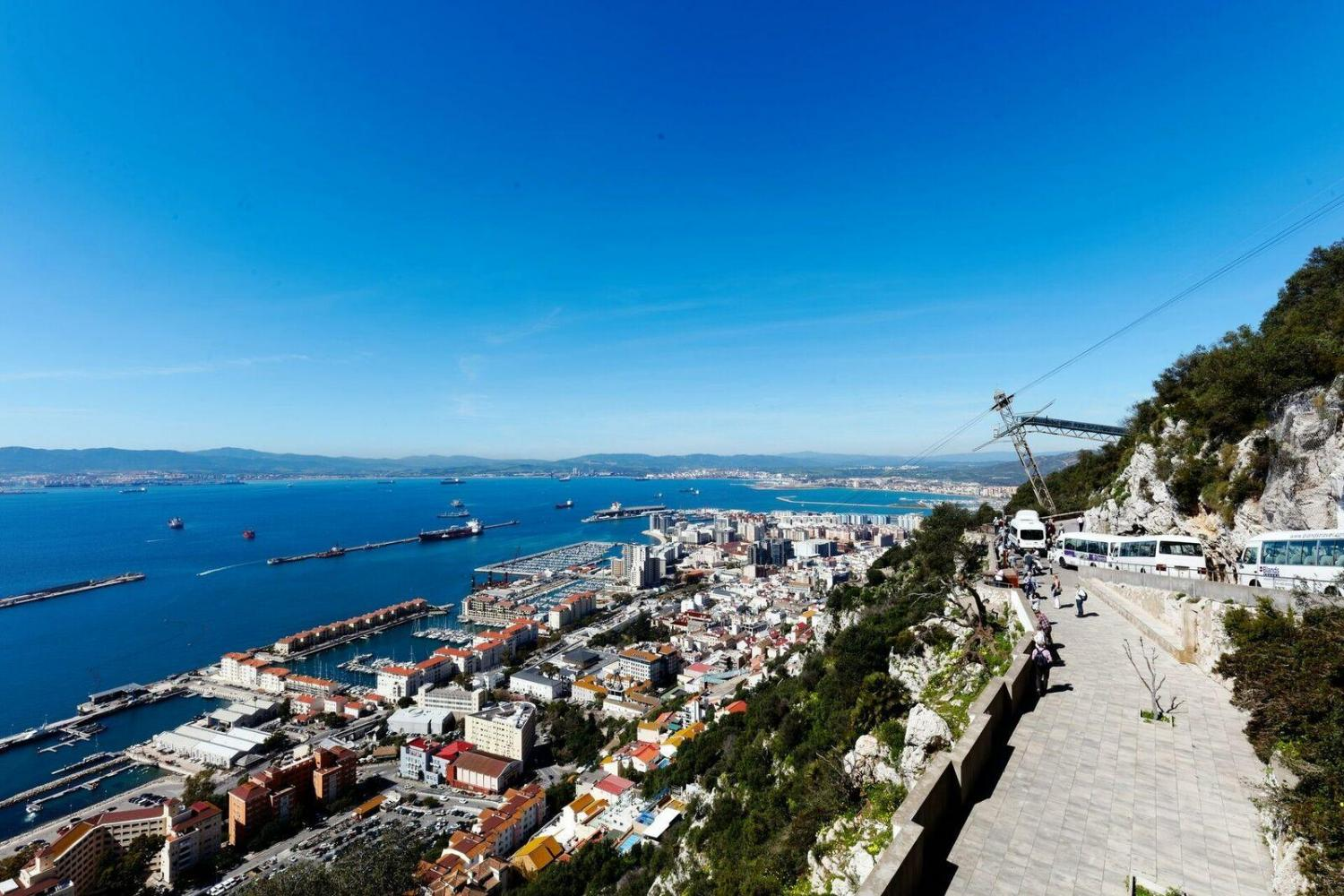 Gibraltar Shopping Full-Day Excursion From Malaga