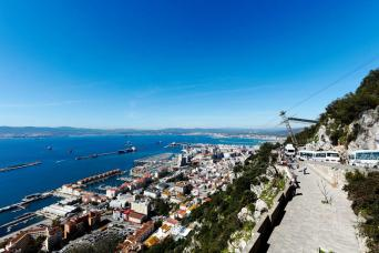 Gray Line Gibraltar Shopping Full-Day Excursion From Malaga