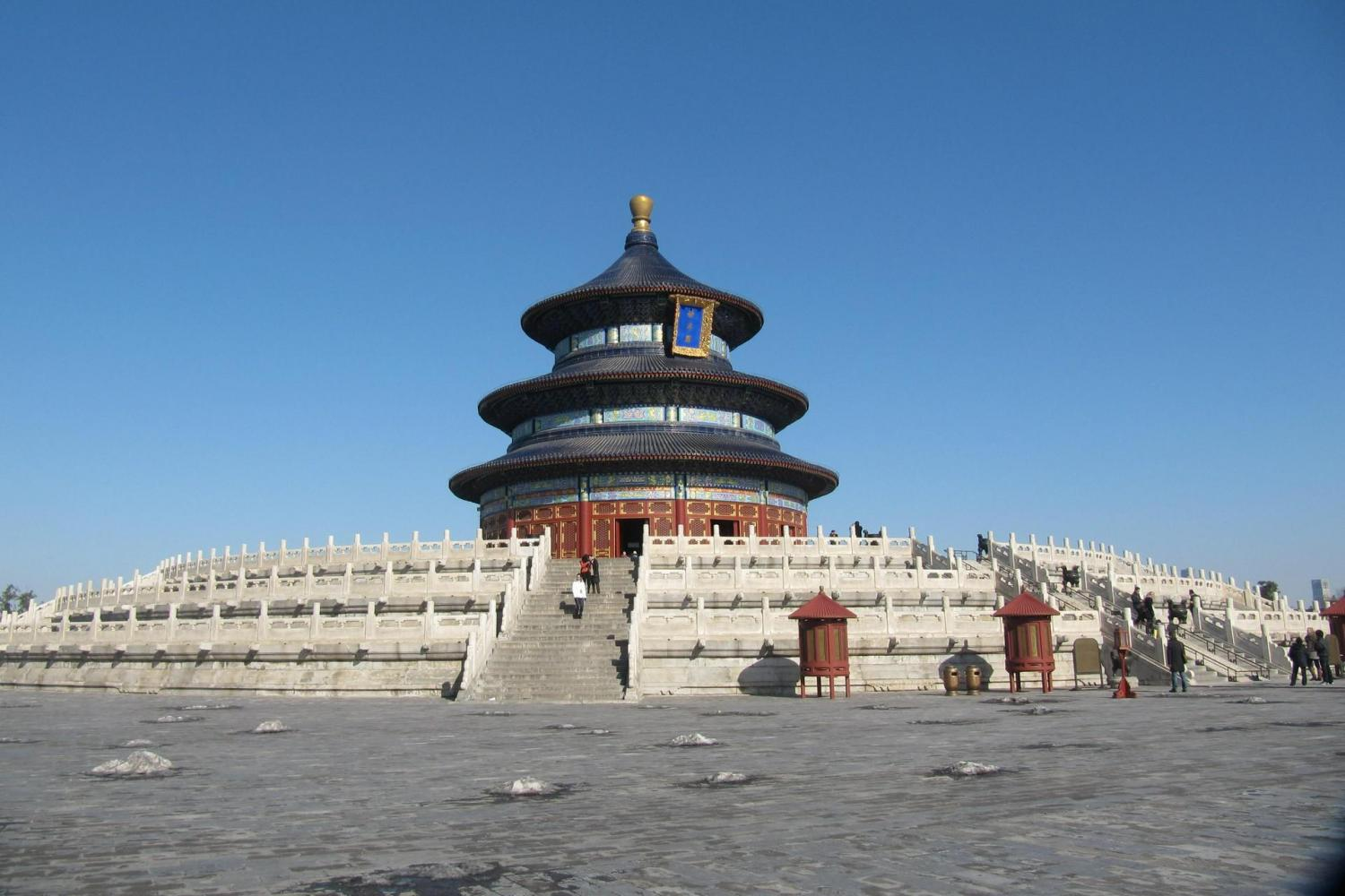 Journey to the breathtaking Temple of Heaven