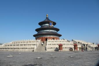 Gray Line Tour Historic Beijing 1: Tian'anmen Square, the Forbidden City, and Temple of Heaven