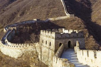 Gray Line Beijing Combo City Tour 1: Great Wall, Ming Tombs, Temple of Heaven, Forbidden City, Summer Place