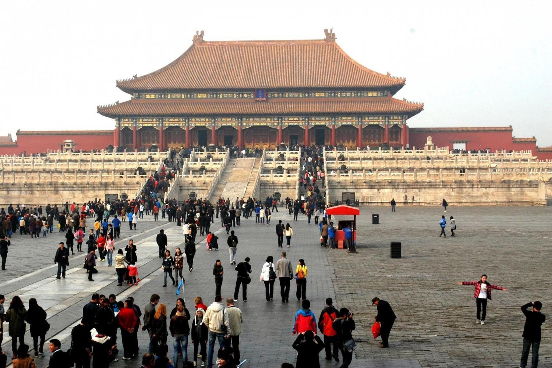 """""""Bucket Life"""" Beijing - Tian'anmen Square, Forbidden City and Juyongguan Great Wall"""