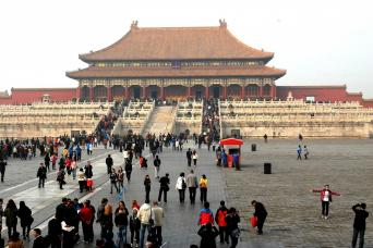 "Gray Line ""Bucket Life"" Beijing - Tian'anmen Square, Forbidden City and Juyongguan Great Wall"
