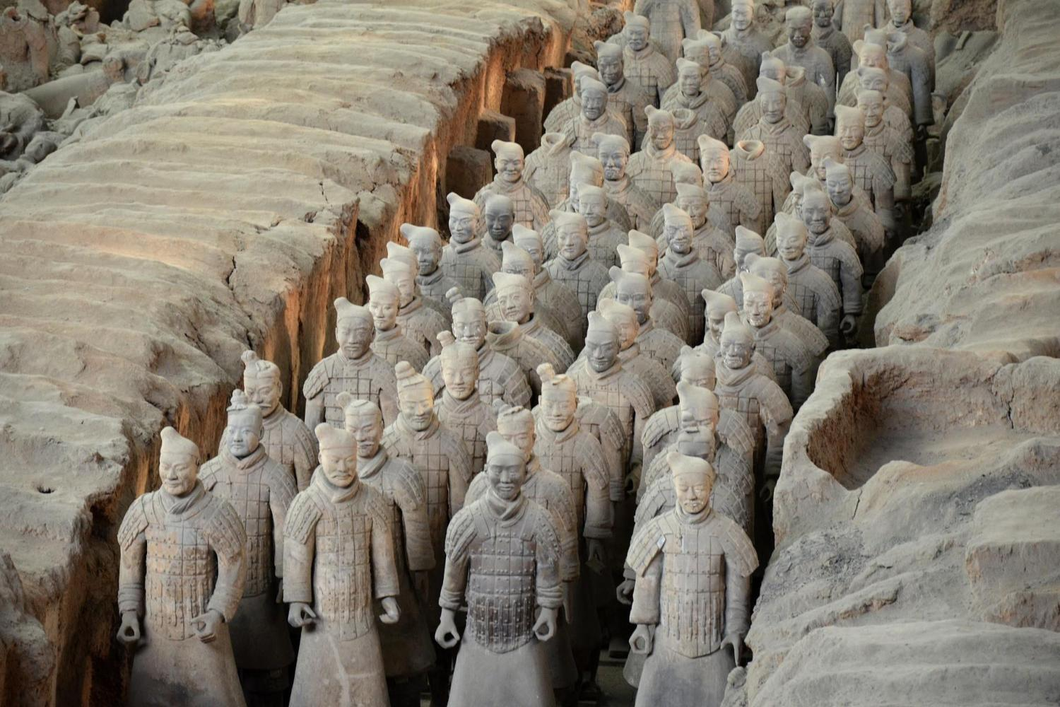 Experience the Terra Cotta Warriors of Xi'an