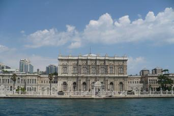 Gray Line Bosphorus Cruise Plus Dolmabahce Palace and Two Continents - Combo