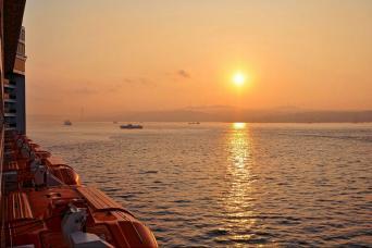 Gray Line Bosphorus Dinner Cruise & Turkish Night Show