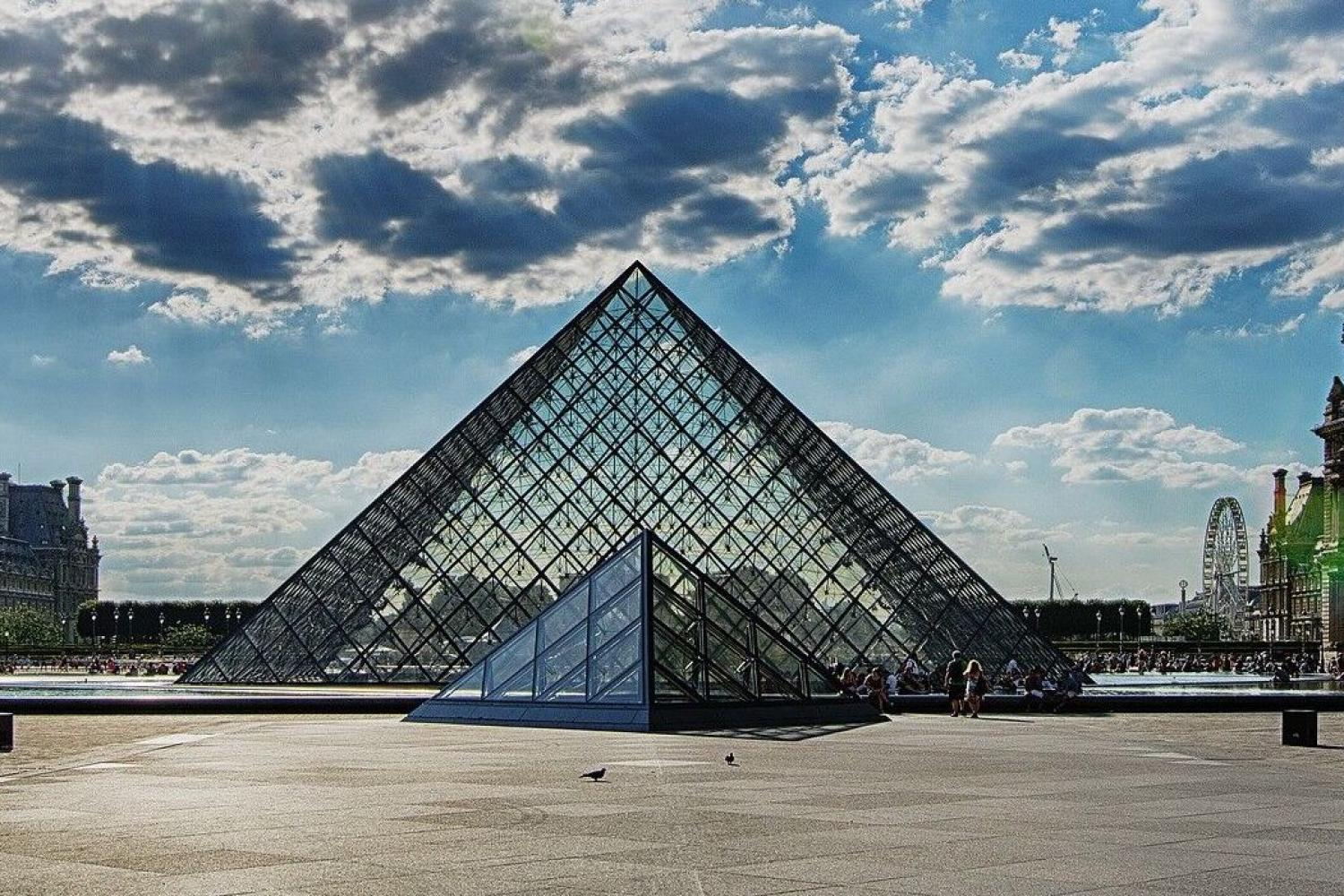 Best of Paris: Skip-the-Line Louvre Museum, Eiffel Tower, Notre Dame & Seine River