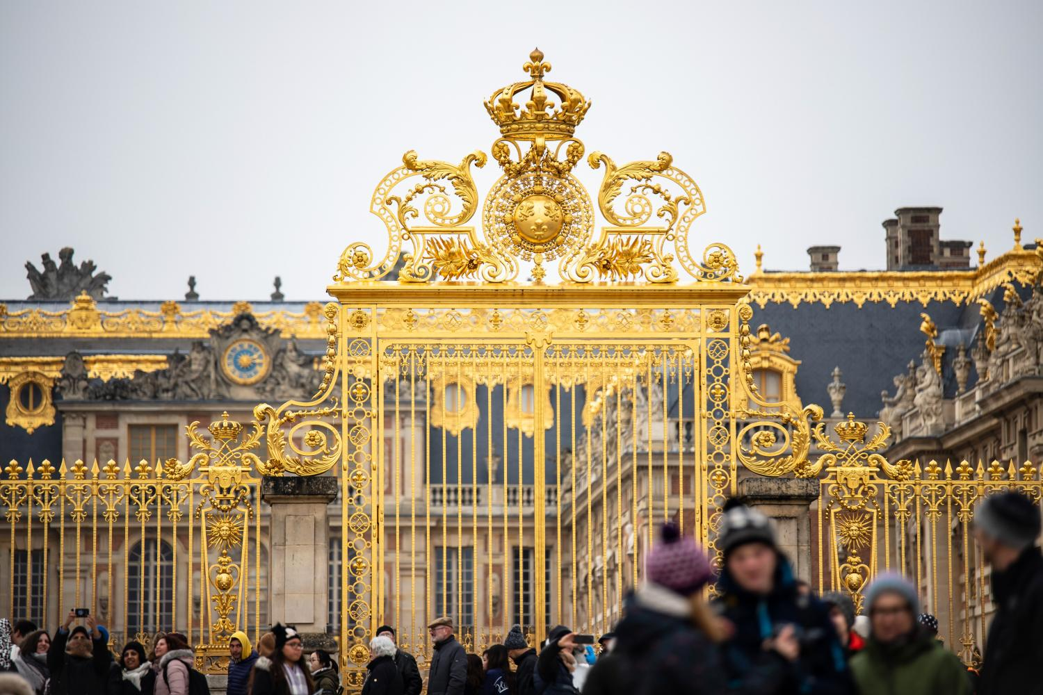 Experience the extravagance of Versailles