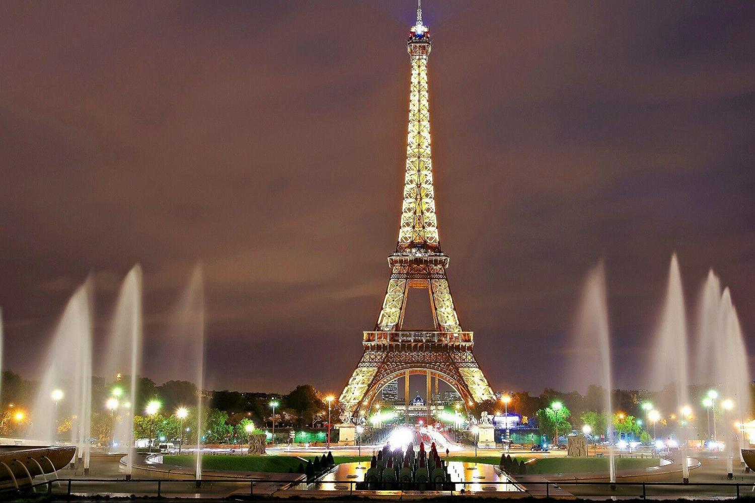 Let the charm of Paris consume you