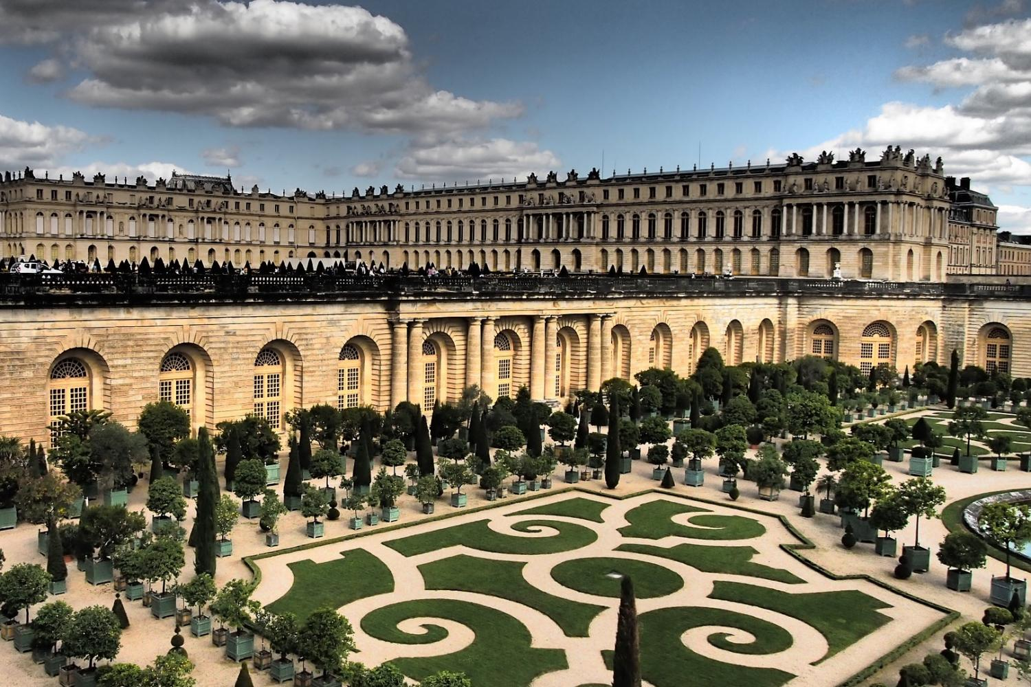 Guided Half Day Tour Of Versailles