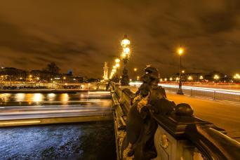 Paris by Night Illuminations Tour