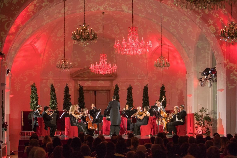 Schönbrunn Palace Tour and Concert