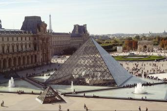 Paris in a Day: Skip-the-Line Louvre Museum, Notre