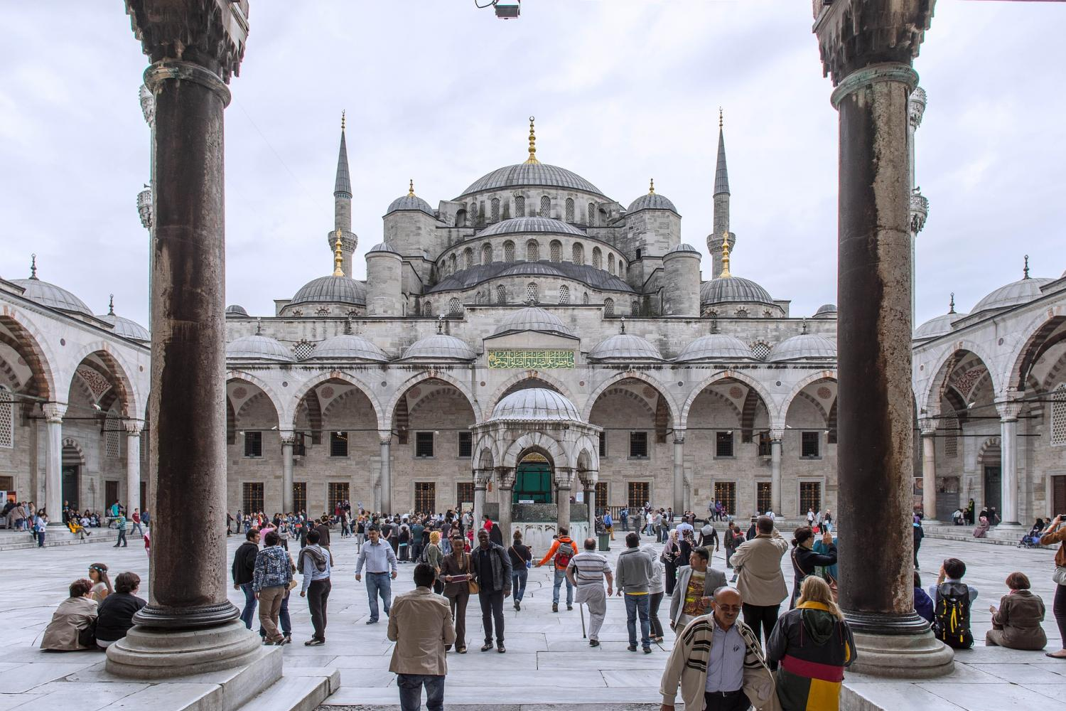 Istanbul Classics Afternoon (Skip The Line Small Group Tour)