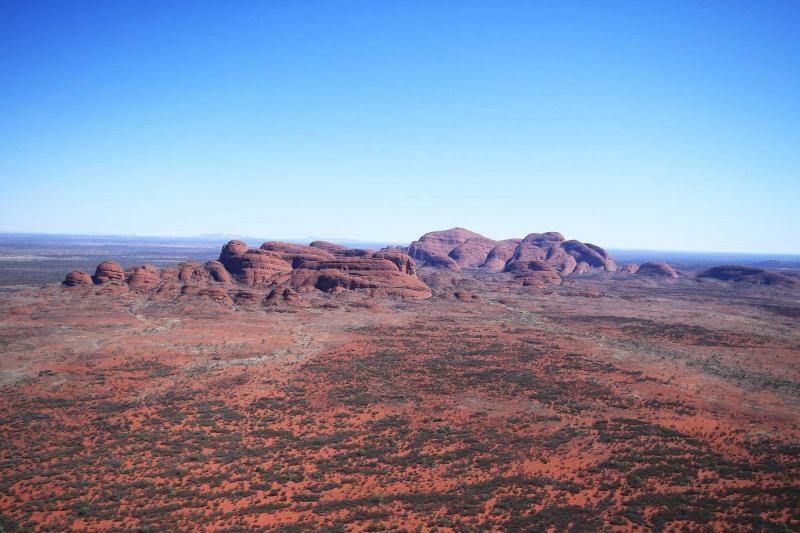 Uluru One Way Alice Springs To Ayers Rock