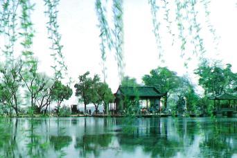 "Gray Line Hangzhou ""Heaven on Earth"" Day Tour : Hangzhou Cruise and Tea Plantation"