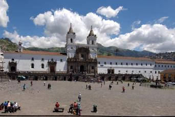 Gray Line Explore Quito and its sourroundings - 3½*** Hotel - 5 Days