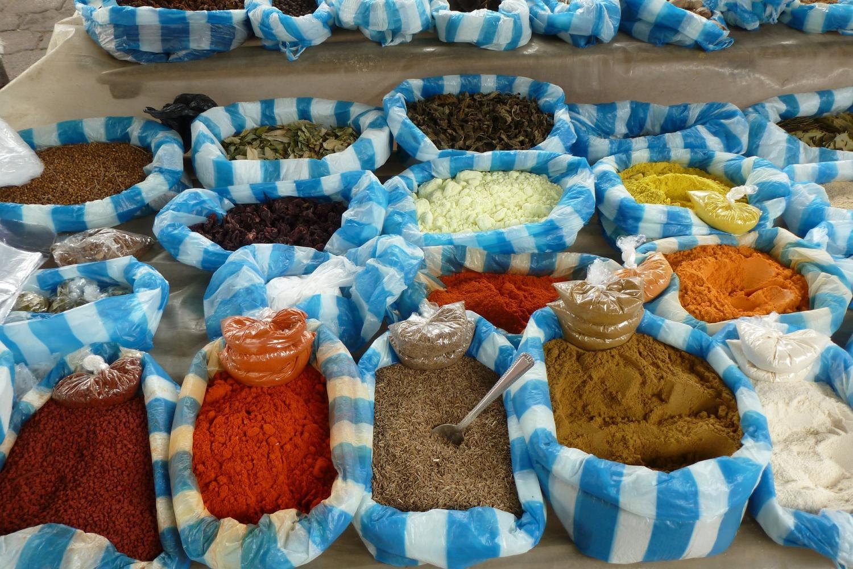 Flavors of Ecuador