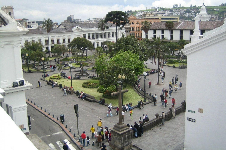 Plaza de la Independencia – Quito