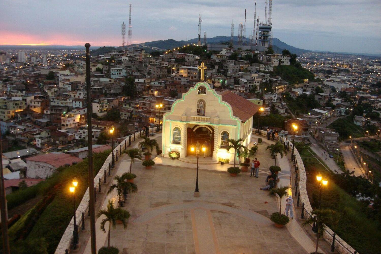 Quito, Galapagos & Guayaquil