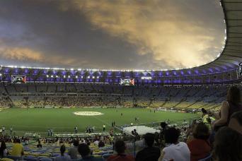 Gray Line Rio de Janeiro Soccer Match
