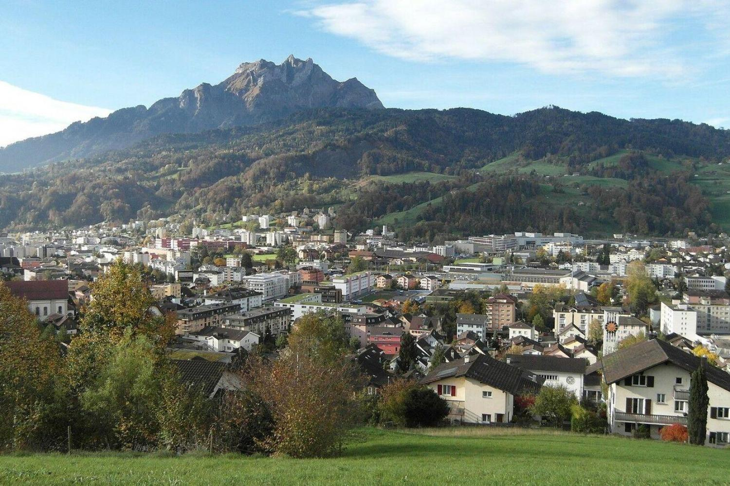 4-Days Swiss Charming Tour From Lucerne
