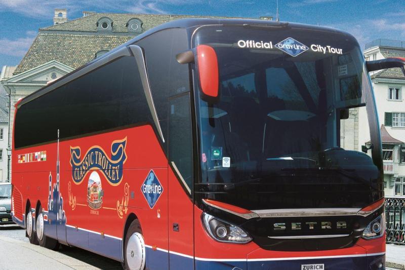 Zurich City Tour