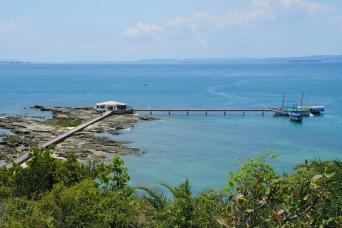 Gray Line Schooner Tour to Ilha Dos Frades and Itaparica