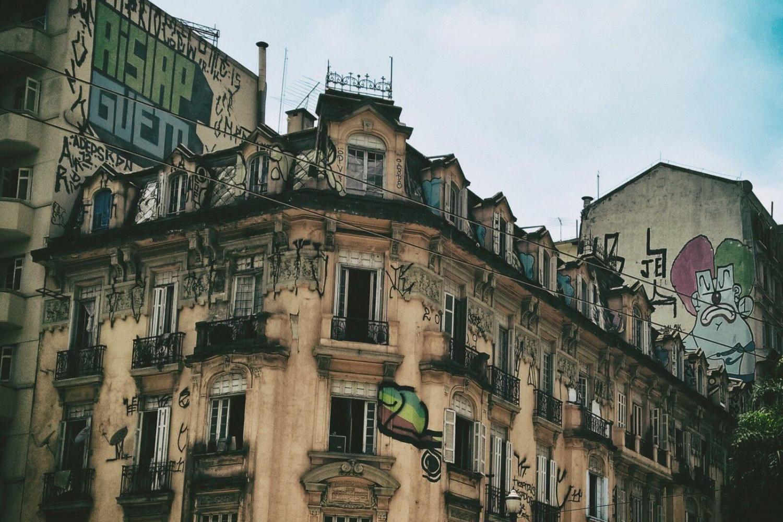 Urban art in São Paulo