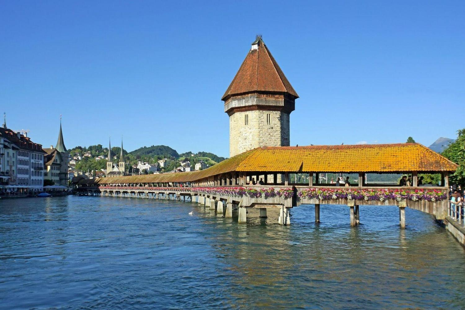 2-Day Romantic Swiss Tour From Zurich