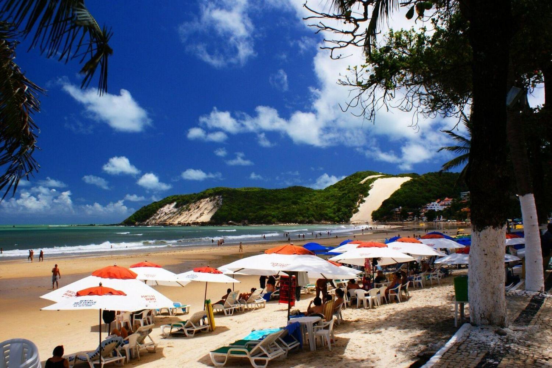 Explore the breathtaking beach town of Pipa