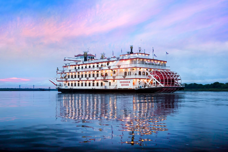 Savannah Land & Sea Combo Tour
