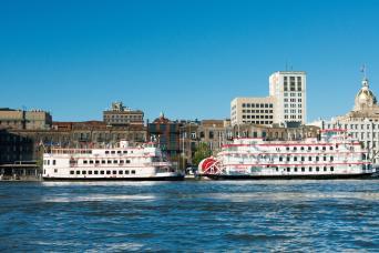 Gray Line Savannah Land & Sea Combo Tour