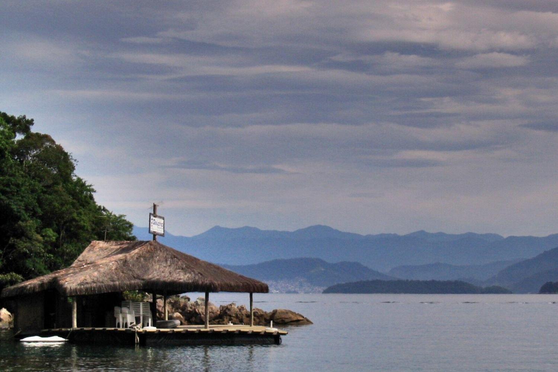 Northern Coast of Ilha Grande by Speedboat