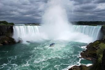 Gray Line Niagara Falls Tour including Skywheel