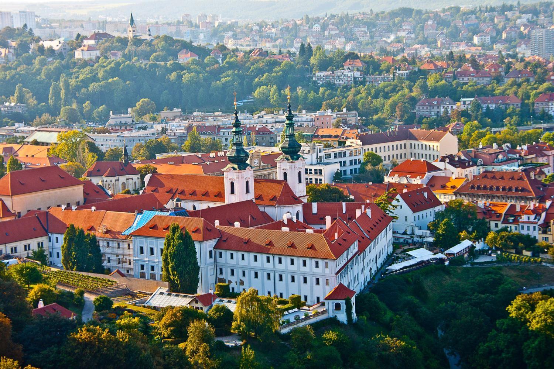 Hot Air Balloon Ride Around Prague