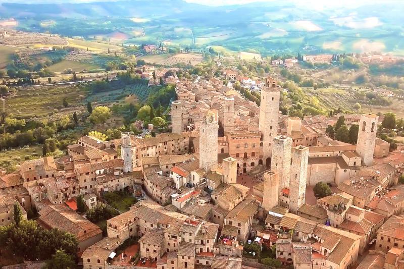 Tuscan Tours