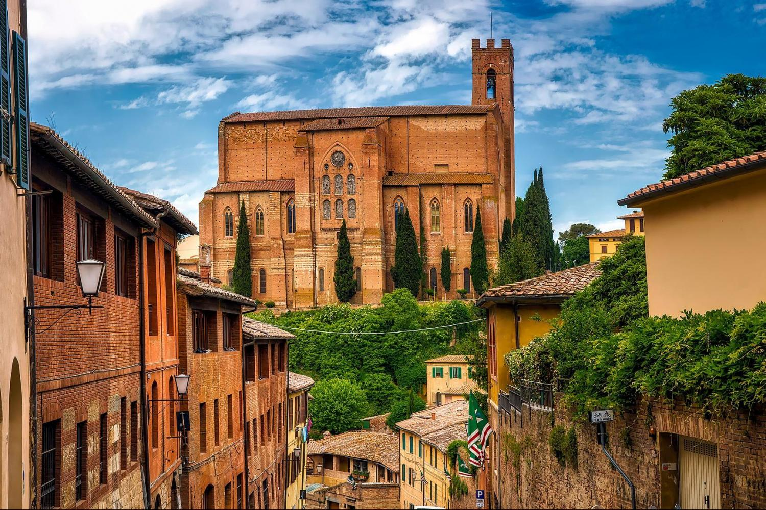 Siena & San Gimignano Tour With Chianti Wine Tasting From Florence