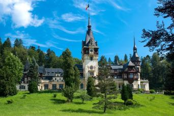 Gray Line Discover Transylvania - 3 day Tour From Bucharest