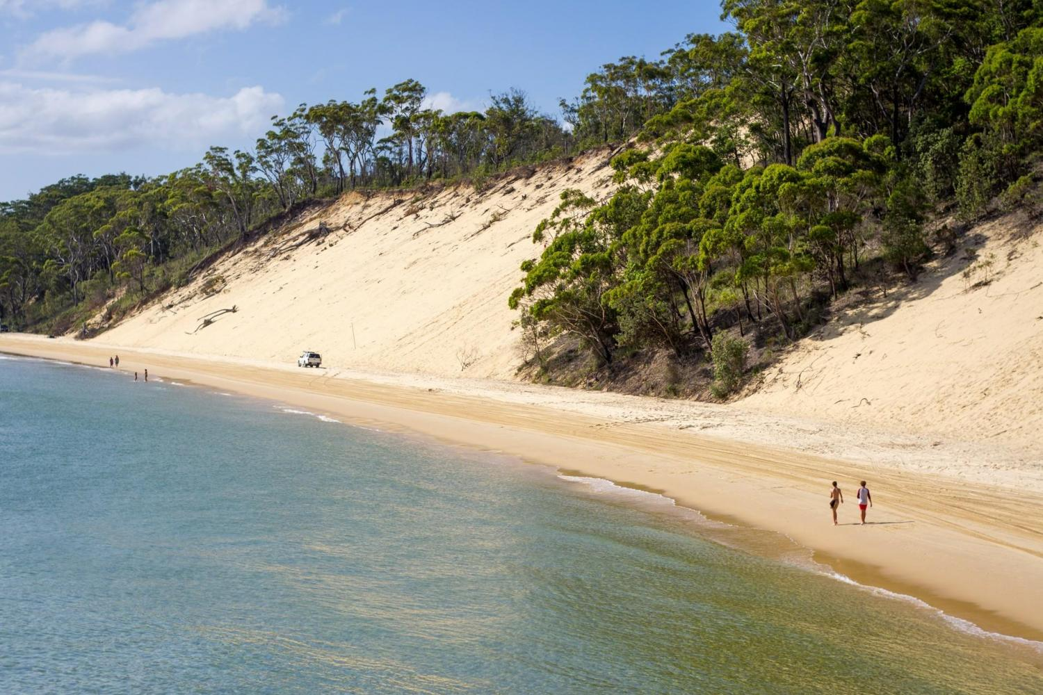 Tangalooma Island Resort on Moreton Island