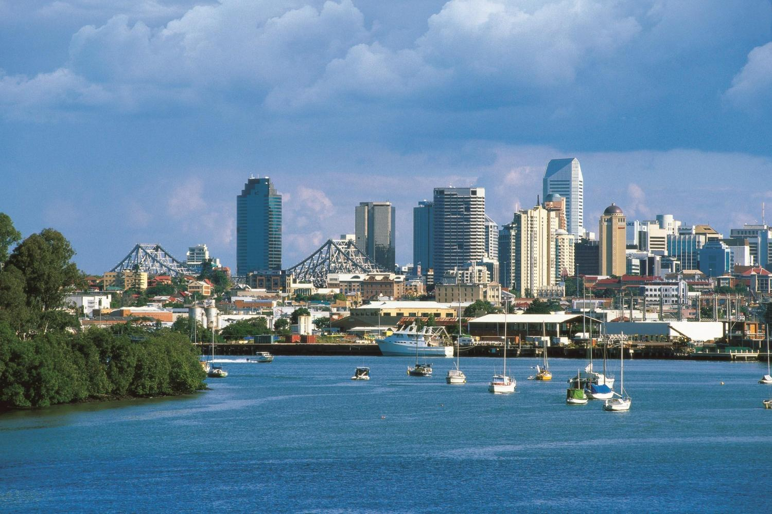 Grand Brisbane City Tour With River Cruise