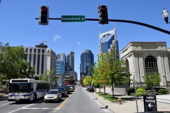 Gray Line Nashville City Tour