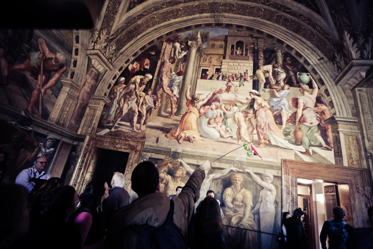 Vatican Museums, Sistine Chapel & St. Peter's Basilica Small Group Tour
