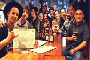Gray Line The Original Quito Craft Beer Tour