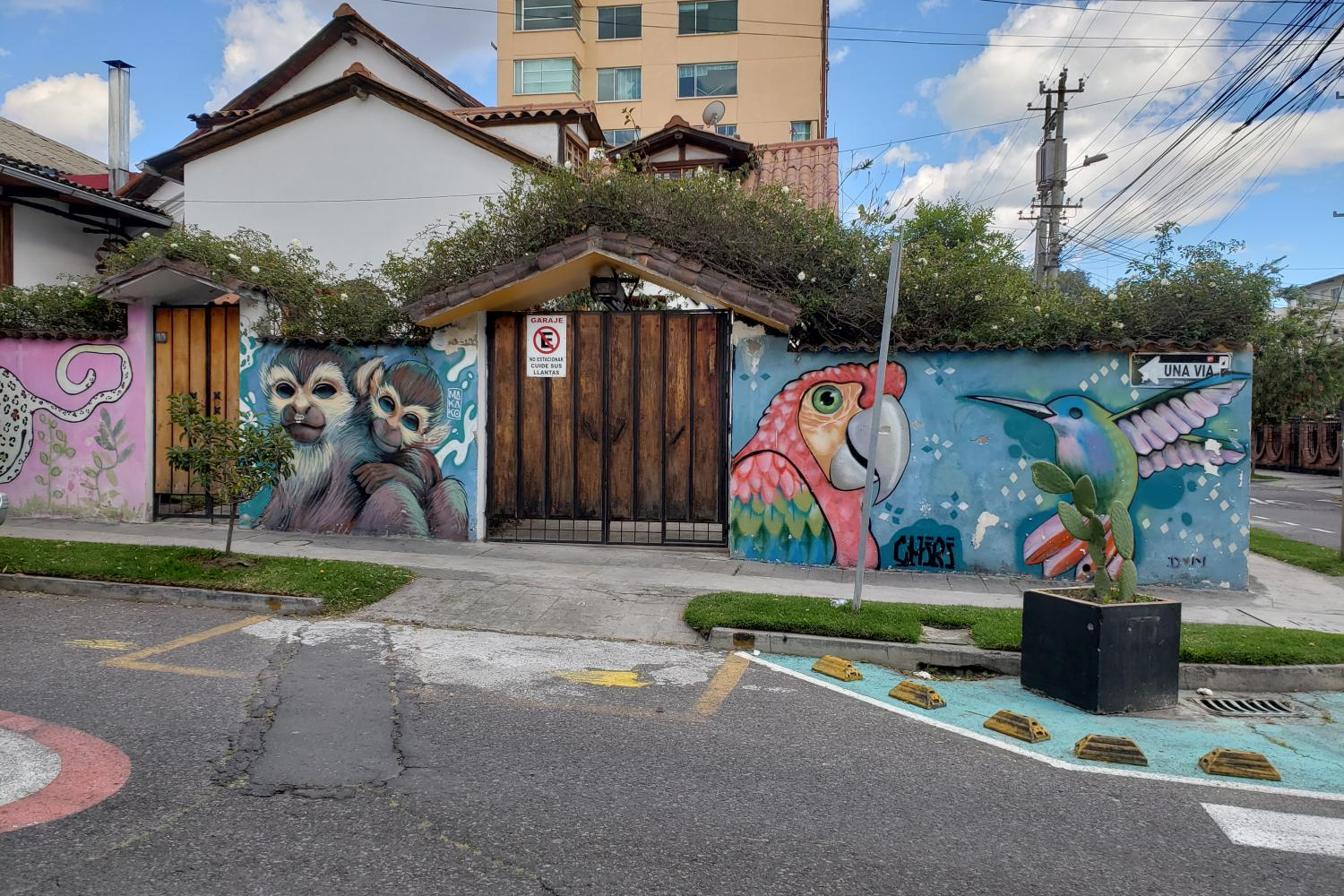 Quito Street Food & Art Small Group Tour